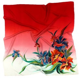 AM-002 Hand-painted Silk Scarf