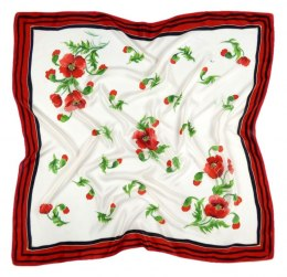 AM-366 Hand-painted Silk Scarf