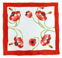 AM-368 Hand-painted Silk Scarf