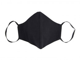 Premium FIT Protective Mask - BLACK with silver ions