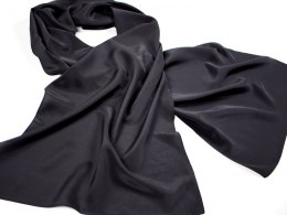 SZJ-001 One-color silk scarf, 170x45cm