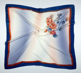 AM-306 Hand-painted Silk Scarf